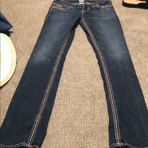 Straight leg True Religion Jeans